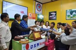 DXN Kuwait Promoviendo Ganoderma Lucidum Siempre (2)