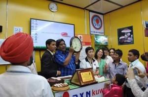 DXN Kuwait Promoviendo Ganoderma Lucidum Siempre (7)