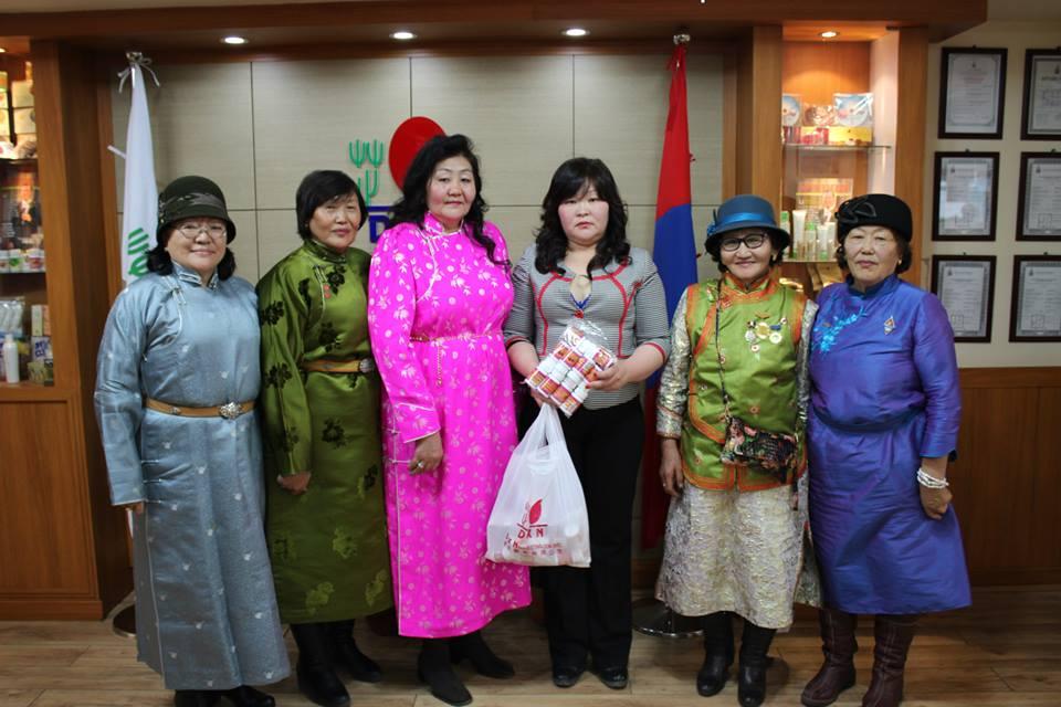 DXN Mongolia Abrazando La Cultura DXN International