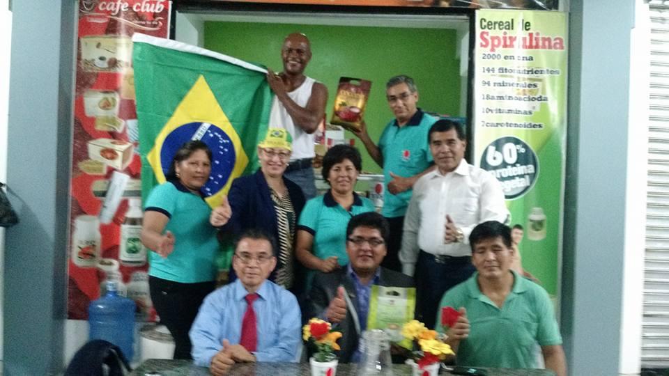 DXN International Iniciando Expansión A Brasil