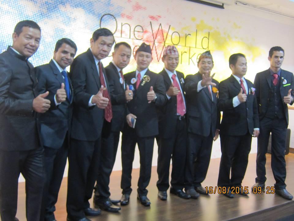 DXN International Líderes En Cada Parte Del Mundo