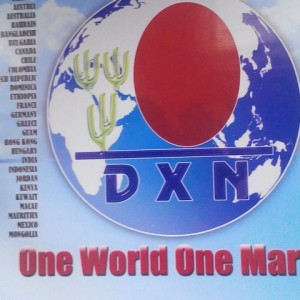 DXN International, La Visión Un Mundo Un Mercado (4)