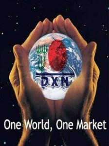 DXN International, La Visión Un Mundo Un Mercado (5)