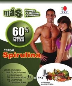 DXN International, Spirulina Una Fuente De Súper Nutrición Diaria (2)