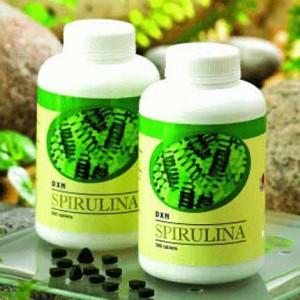 DXN International, Spirulina Una Fuente De Súper Nutrición Diaria (6)