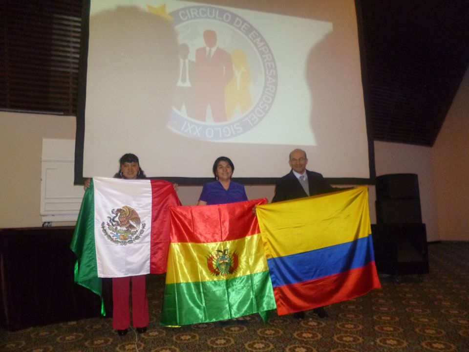 DXN International Uniendo A México Bolivia Y Colombia