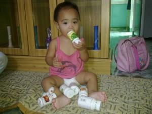 DXN International Preservando La Buena Nutrición Infantil (1)