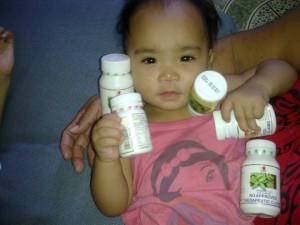 DXN International Preservando La Buena Nutrición Infantil (5)