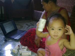 DXN International Preservando La Buena Nutrición Infantil (7)