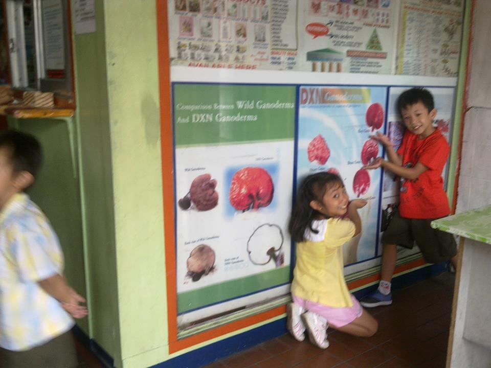 DXN International Preservando La Buena Nutrición Infantil