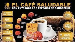Lingzhi Café 3en1