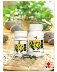 Spirulina DXN Súper Alimento De La Naturaleza