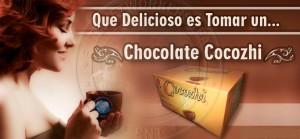 Cocozhi DXN Súper Fuente Nutricional En Una Taza De Chocolate (2)