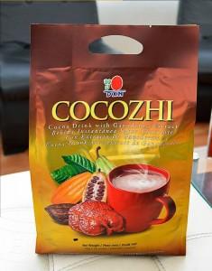 Cocozhi DXN Súper Fuente Nutricional En Una Taza De Chocolate (3)
