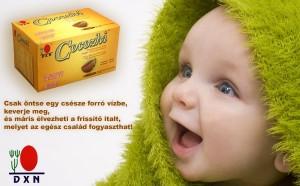 Cocozhi DXN Súper Fuente Nutricional En Una Taza De Chocolate (4)