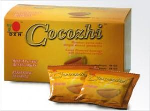 Cocozhi DXN Súper Fuente Nutricional En Una Taza De Chocolate (5)