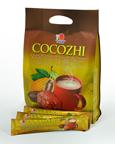 Cocozhi DXN Súper Fuente Nutricional En Una Taza De Chocolate