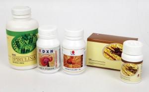 DXN International Extraordinarios Suplementos Nutricionales Orgánicos (3)
