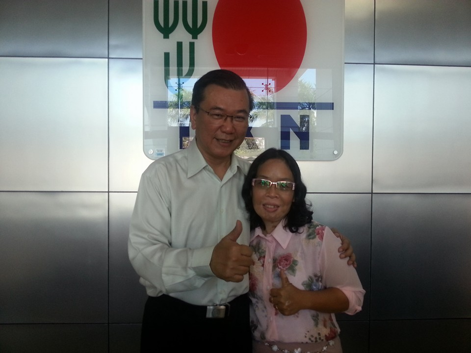 Dr.Lim Ceo DXN International Gran Ejemplo De Humanidad