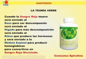 Spirulina DXN La Maravilla Verde De La Naturaleza (5)