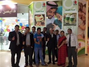 DXN International y Lingzhi Café Generando Unidad Familiar (2)