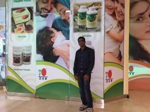 DXN International y Lingzhi Café Generando Unidad Familiar (5)