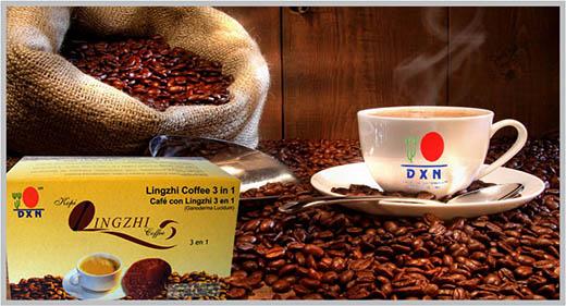 Lingzhi Café 3en1 Es Full Energía Todo El Día