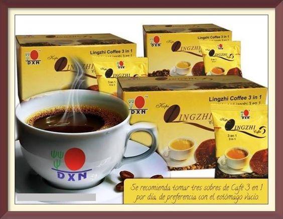 Café Lingzhi Ganoderma DXN, Porqué Combinado Con Café