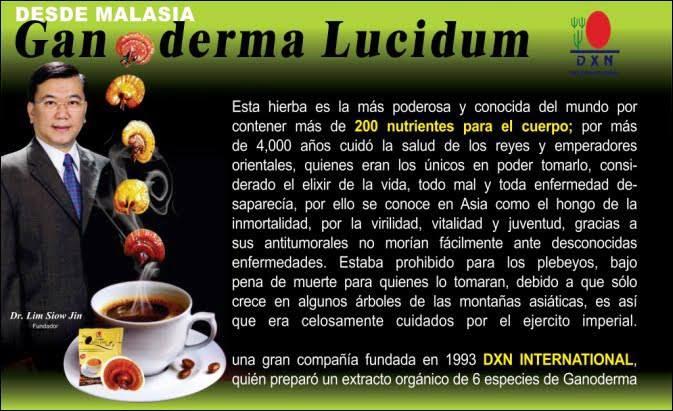 Ganoderma Cocozhi y Lingzhi Café Negro Extraordinario Aporte Nutritivo A Nuestro Cuerpo (1)