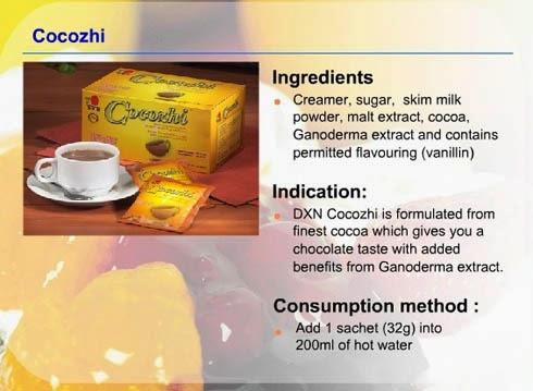 Ganoderma Cocozhi y Lingzhi Café Negro Extraordinario Aporte Nutritivo A Nuestro Cuerpo (3)