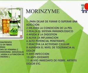Lingzhi Coffee 3en1 y Morinzyme DXN Extraordinarios Beneficios