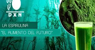 Spirulina DXN reconocimiento mundial