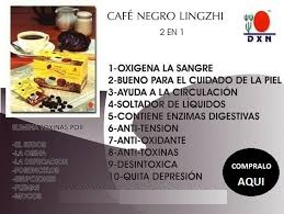 café lingzhi 2en1