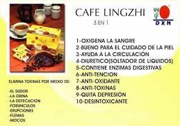 café lingzhi 3en1