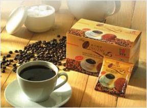 lingzhi coffee ganoderma