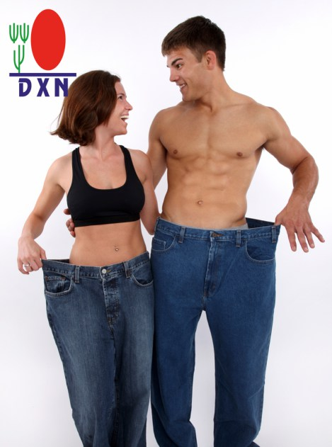Suplementos DXN, bajar abdomen y que la piel se ajuste