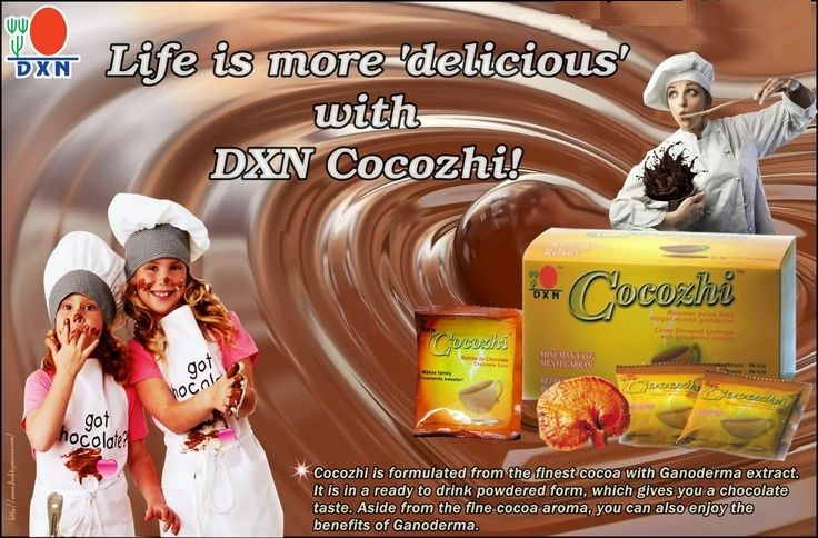 Cocozhi Chocolate Totalmente Orgánico