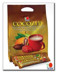 Cocozhi DXN en bolsa