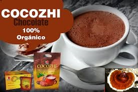 Cocozhi es Ganoderma en chocolate