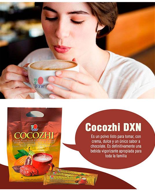 Cocozhi excelente bebida nutricional