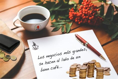 Café Ganoderma y Negocios