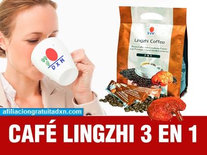Cuantos sobres de lingzhi café debo tomar al día