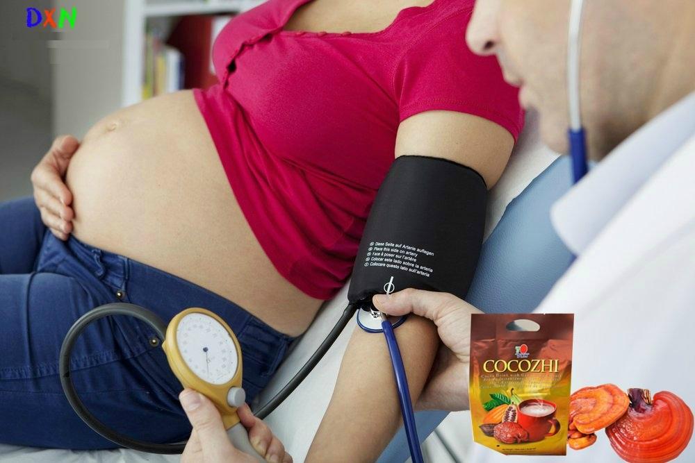 Embarazo y los Suplementos DXN