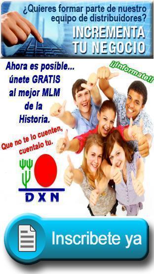 Negocio DXN de Recomendación Directa