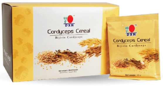 cordyceps-dxn-cereal