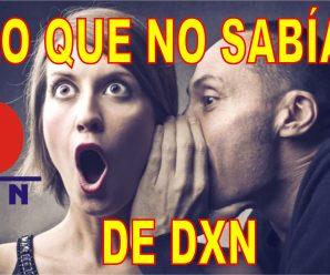 LOS SECRETOS DEL NEGOCIO DXN