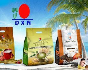 Lingzhi y Spirulina DXN, la mejor y completa Nutrición.