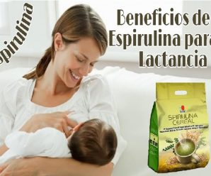 Spirulina, alimento del futuro que podemos consumir hoy.