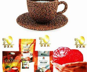 Hongo Ganoderma en Café tinto, Cappuccino, en Chocolate y más.