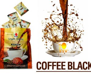 Maravillosos Beneficios del Lingzhi Black Coffee